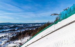 18.03.2018, Vikersundbakken, Vikersund, NOR, FIS Weltcup Ski Sprung, Raw Air, Vikersund, Finale, im Bild Robert Johansson (NOR) // Robert Johansson of Norway during the 4th Stage of the Raw Air Series of FIS Ski Jumping World Cup at the Vikersundbakken in Vikersund, Norway on 2018/03/18. EXPA Pictures © 2018, PhotoCredit: EXPA/ JFK