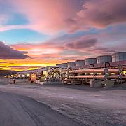 Rex Moore: Patua Geothermal Plant, Nevada 2013