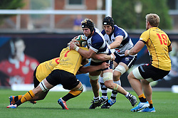 Ross Rennie of Bristol Rugby - Photo mandatory by-line: Patrick Khachfe/JMP - Mobile: 07966 386802 21/09/2014 - SPORT - RUGBY UNION - Bristol - Ashton Gate - Bristol Rugby v Cornish Pirates - GK IPA Championship.