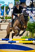 Steve Guerdat - Venard de Cerisy<br /> Gothenburg Horse Show 2019<br /> © DigiShots