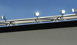 Lights shine down at Ashton Gate Stadium - Mandatory by-line: Nizaam Jones/JMP - 17/03/2018 - FOOTBALL - Ashton Gate Stadium- Bristol, England - Bristol City v Ipswich Town - Sky Bet Championship