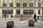 Financial district of London,U.K.