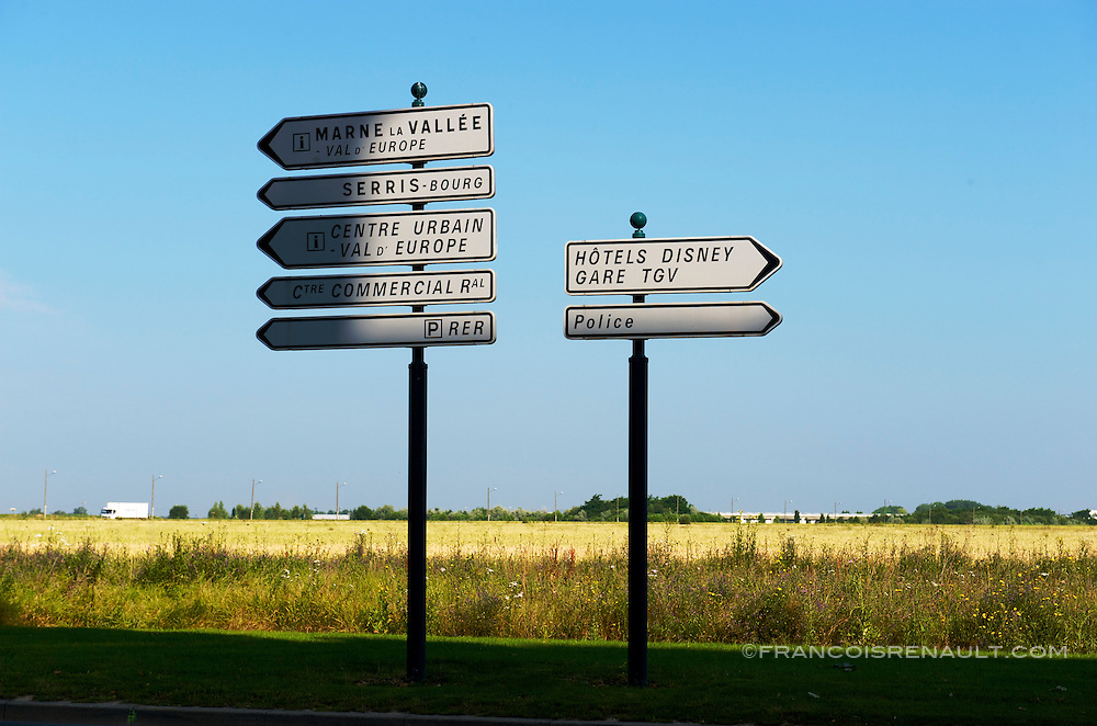 Serris,Val d'Europe, Marne La Vallee,Ile de France