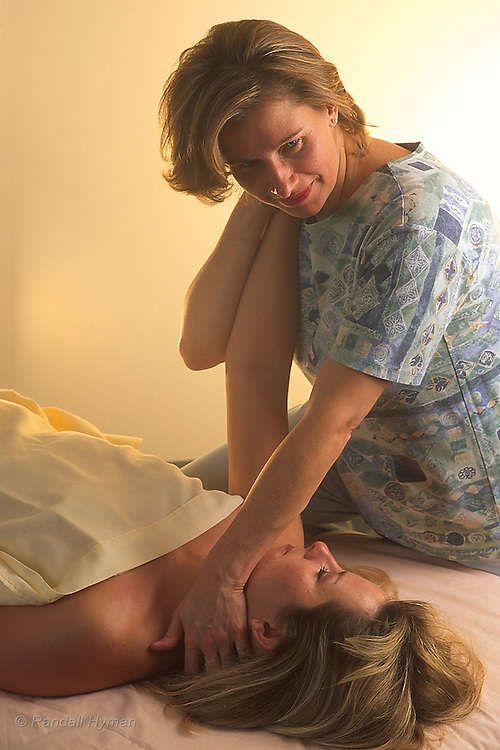 Healthcare photography by Randall Hyman
