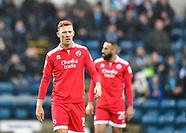 Wycombe Wanderers v Crawley Town - 18  November 2017