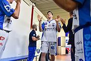 Jack Cooley<br /> Banco di Sardegna Dinamo Sassari - Alma Trieste<br /> Legabasket Serie A LBA PosteMobile 2018/2019<br /> Sassari, 06/01/2019<br /> Foto L.Canu / Ciamillo-Castoria
