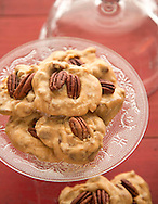 Maple Bourbon Pralines for Derby day appetizer for Capital Style. (Will Shilling/Capital Style)