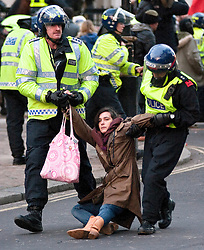 © under license to London News Pictures. Picture dated 09/12/10. The government is planning to cut its funding for the police by 20% by 2015 it announced today (02/03/11). Credit should read Matt Cetti-Roberts/London News Pictures