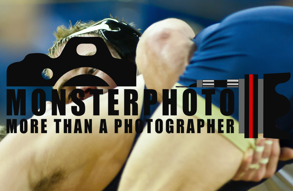 12/18/11 Newark DE: Brandon Jeske of FW Cox works to pin Joey Dance of Christianburg during the Beast of the East 126 pound Finals Sunday Dec. 18, 2011 at The Bob Carpenter Center in Newark Delaware.<br /> <br /> Special to The News Journal/SAQUAN STIMPSON