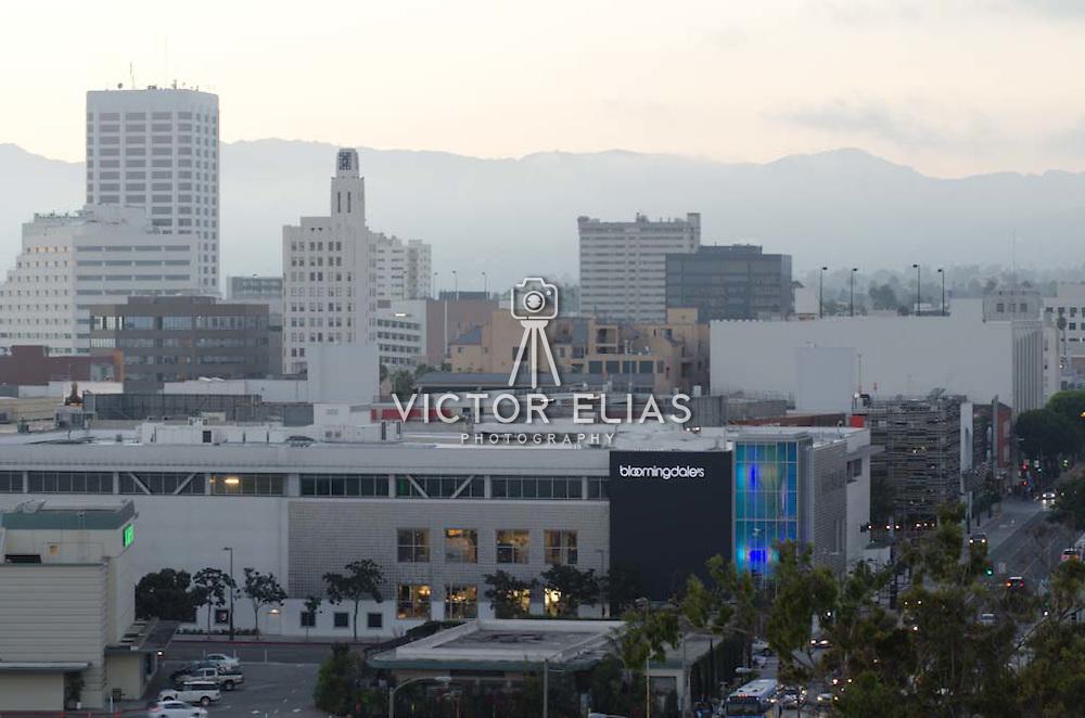 Santa Monica shopping. Los Angeles, CA. United States
