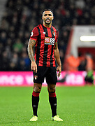 Callum Wilson (13) of AFC Bournemouth during the Premier League match between Bournemouth and Wolverhampton Wanderers at the Vitality Stadium, Bournemouth, England on 23 November 2019.