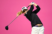 Austin Ernst (Usa) competes during the final round of LPGA Evian Championship 2018, Day 7, at Evian Resort Golf Club, in Evian-Les-Bains, France, on September 16, 2018, Photo Philippe Millereau / KMSP / ProSportsImages / DPPI