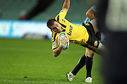 Andre Taylor. Waratahs v Hurricanes. 2012 Super Rugby round 15 match. Allianz Stadium, Sydney Australia on Saturday 2 June 2012. Photo: Clay Cross / photosport.co.nz