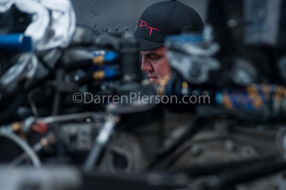 #100 Performance Tech Motorsports Elan DP-02: Team