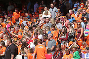 United fans made it a busy day at Tannadice - Dundee United open day at Tannadice<br /> <br />  - Pictures © David Young