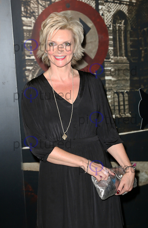 Sharon Small, Specsavers Crime Thriller Awards, Grosvenor House Hotel, London UK, 24 October 2014, Photo by Richard Goldschmidt