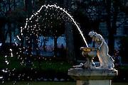 Belo Horizonte_MG, Brasil...Chafariz na praca da Liberdade em Belo Horizonte...The fountain in the Liberdade square in Belo Horizonte...Foto: BRUNO MAGALHAES / NITRO