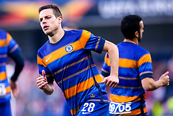 Cesar Azpilicueta of Chelsea - Mandatory by-line: Robbie Stephenson/JMP - 18/04/2019 - FOOTBALL - Stamford Bridge - London, England - Chelsea v Slavia Prague - UEFA Europa League Quarter Final 2nd Leg