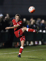 Loren Dykes defender for Bristol City Women - Mandatory by-line: Robbie Stephenson/JMP - Mobile: 07966 386802 - 23/03/2016 - FOOTBALL - Stoke Gifford Stadium - Bristol, England - Bristol City Women v Yeovil Town Ladies - FA Women's Super League 2