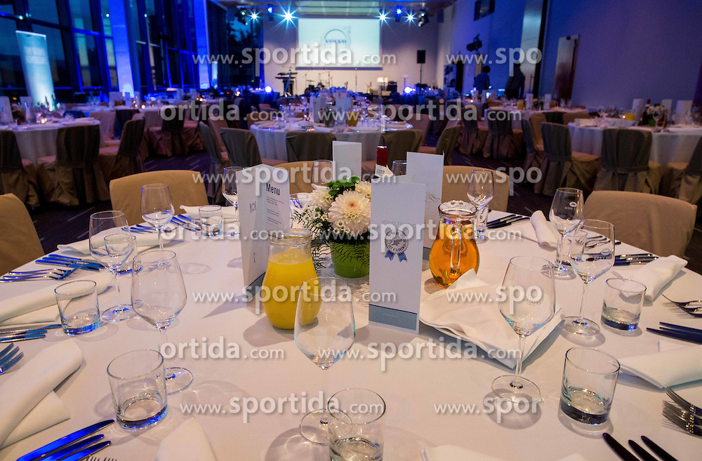 15 years Anniversary of Volvo Trucks in Slovenia, on September 18, 2015, in Hotel Mons, Ljubljana, Slovenia. Photo by Vid Ponikvar / Sportida