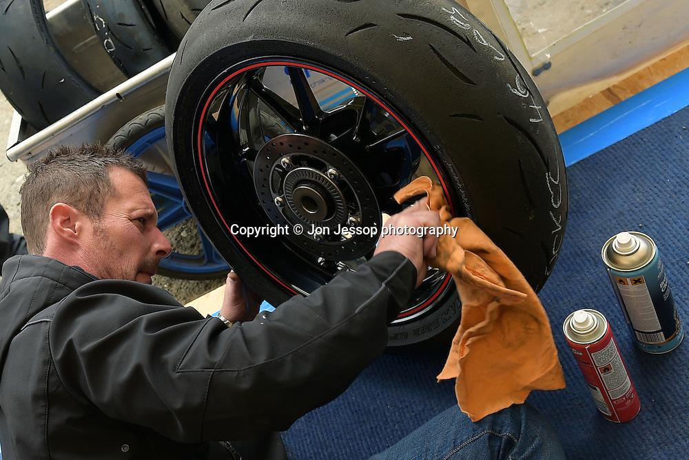 #16 David Johnson 1000 BMW