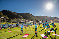 BENAHAVIS - 05-01-2017, Trainingskamp, AZ,