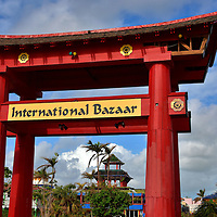 International Bazaar in Freeport, Bahamas<br />