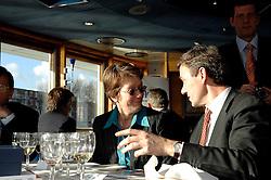 09-12-2006 VOLLEYBAL: CEV OP BEZOEK IN NEDERLAND: ROTTERDAM<br /> De board of Executive Committee CEV waren uitgenodigd door Rotterdam, Rotterdam Topsport en de NeVoBo voor de uitleg van O[peration Restore Confidence / Riet Ooms en Mathijs Huizing<br /> ©2006-WWW.FOTOHOOGENDOORN.NL