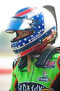 August 2011. Danica Patrick,  Indycar Honda Grand Prix of Ohio at Mid Ohio Sportscar Course in Lexington, OH.
