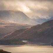 Glen Grudie and Loch Maree, Wester Ross