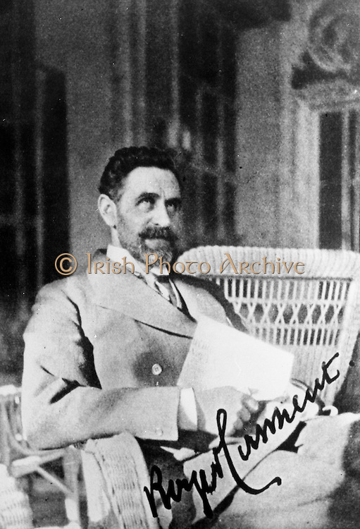 7/2/71966<br /> 2/7/1966<br /> 7 February 1966<br /> <br /> Copy of photo of Roger Casement for Department of External Affairs