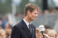 - First Horse Inspection - Longines FEI European Eventing Championships - Blair Castle, Scotland - 09 September 2015