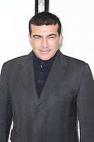 Tamer Hassan, Homefront - Celebrity Screening, Covent Garden Hotel, London UK, 02 December 2013, Photo by Brett D. Cove
