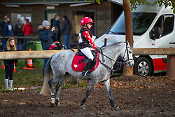 Goeminne Marie-Joëlle, BEL, Mister Magic<br /> LRV Ponie cross - Zoersel 2018<br /> © Hippo Foto - Dirk Caremans<br /> 28/10/2018