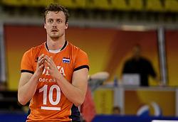 01-06-2014 NED: WLV Nederland - Zuid Korea, Eindhoven <br /> Jeroen Rauwerdink