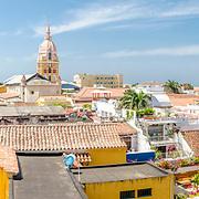 Panorama Cartagena (Format 4 x 1)