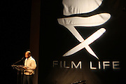 "Jeff Friday at The Robert Townsend's ""The Ultimate Pitch"" Master Class Produced by Film Life and held at The Times Center on November 21, 2009 in New York City. Terrence Jennings/Retna, Ltd"