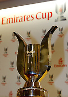 Photo: Richard Lane Photography. Emirates Cup Press Conference. 01/08/2008. The Emirates Cup.