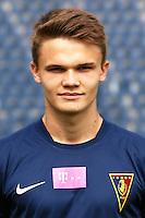 15.07.2014 Szczecin<br /> T-Mobile Ekstraklasa Sezon 2014/2015<br /> Pogon Szczecin<br /> Hubert Matynia