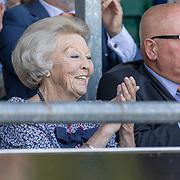 NLD/'T Harde/20190914 -  Beatrix bij campagnedag Zwaluwen Jeugd Actie, Prinses Beatrix