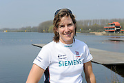 Hazewinkel, BELGIUM,  Katherine GRAINGER. at the   British Rowing Senior Trails, Bloso Rowing Centre. Monday  12/04/2010.  [Mandatory Credit. Peter Spurrier/Intersport Images]