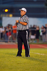 29 August 2014: Belleville West Maroons v Normal Community West Wildcats Football in Normal Illinois