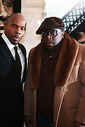 2 March 2010 New York, NY-  l to r: Antoine Fuqua and Cedric the Entertainer at Premiere of Overture Films' ' Brooklyn's Finest ' held at AMC Loews Lincoln Square Theatre on March 2, 2010 in New York City.