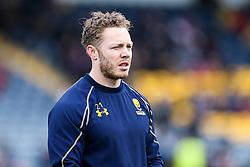 Luke Baldwin of Worcester Warriors - Rogan Thomson/JMP - 04/03/2017 - RUGBY UNION - Sixways Stadium - Worcester, England - Worcester Warriors v Bristol Rugby - Aviva Premiership.