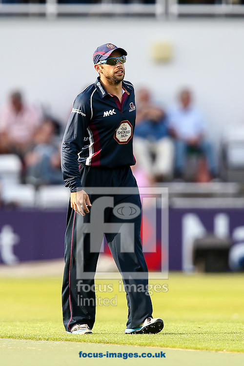 Kyle Coetzer of Northants Steelbacks during the Natwest T20 Blast match at the County Ground, Northampton<br /> Picture by Andy Kearns/Focus Images Ltd 0781 864 4264<br /> 11/07/2014