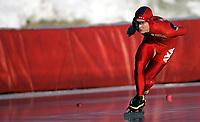 Skøyter<br /> NM sprint Valle Hovin<br /> 04.01.09<br /> Sverre Lunde Pedersen - Fana<br /> Foto - Kasper Wikestad