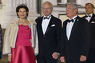 Berlin: State visit of the Swedish Royal Couple, 5 Oct. 2016