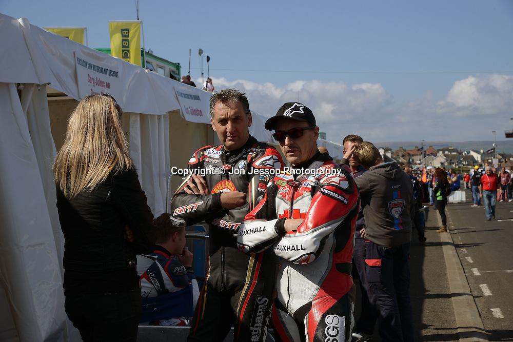 #8 Michael Rutter Bridgnorth Bathams/SMT Racing Kawasaki