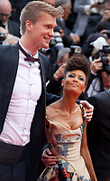 Thandie Newton, Joonas Suotamo at the Solo: A Star Wars Story gala screening at the 71st Cannes Film Festival, Tuesday 15th May 2018, Cannes, France. Photo credit: Doreen Kennedy