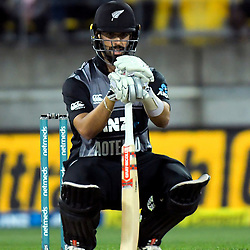 06,02,2019 T20 Cricket - NZ Black Caps v India,